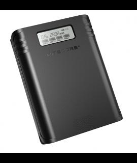 Nitecore F4 powerbank / battery charger