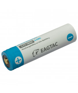 EagleTac 18650 battery, 2600mAh
