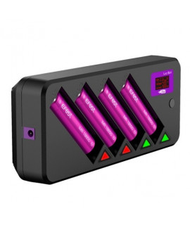 Efest LUC Blu4 battery charger