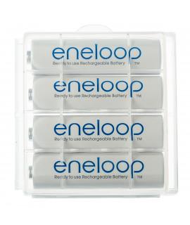 4 AA Eneloop - case - 1900mAh