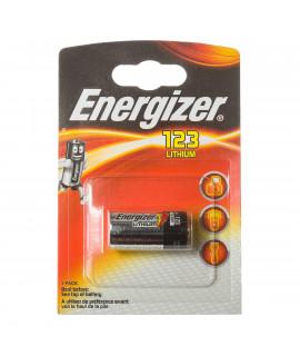 CR123A Energizer - 3V