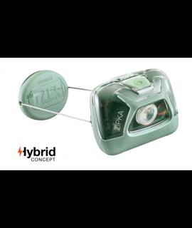 Petzl Zipka Green Head Lamp - 300 Lumen
