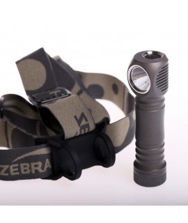 Zebralight H600d Mark IV XHP50.2 5000K High CRI Headlamp