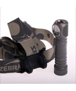 Zebralight H604d XHP50.2 Flood 5000K High CRI Hoofdlamp