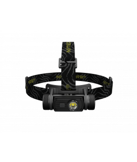 Nitecore HC60 - Headlamp - USB rechargeable