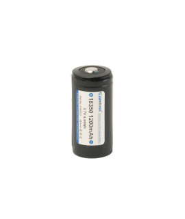 Keeppower 18350 1200mAh (protected) - 10A