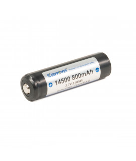 Keeppower 14500 800mAh (protected) - 1.6A