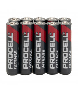 10x AAA Duracell Procell Intense -  1.5V