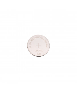 LIR2032 rechargeable li-ion button cell - 3.6V
