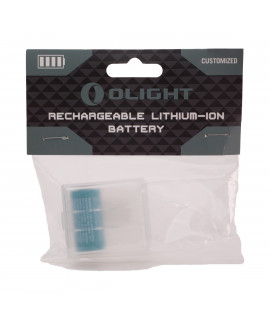 Olight RCR123A Battery for S1RII