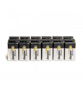 12x 9V Energizer Industrial
