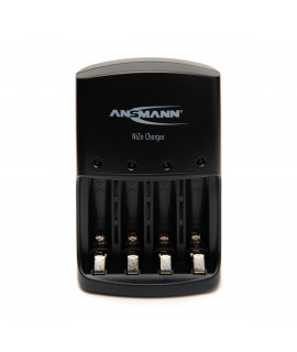 Ansmann Nikkel-Zink battery charger
