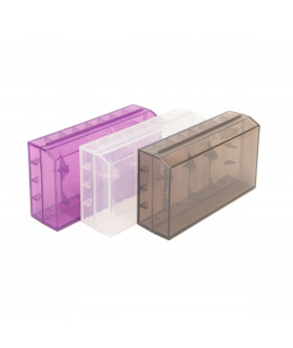 Efest H2  2x 18650 or 4x 18350 battery case