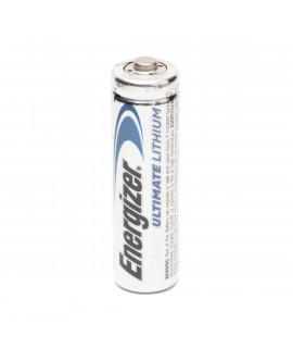 1 AA Energizer Lithium batteries L91 - 3000 mAh