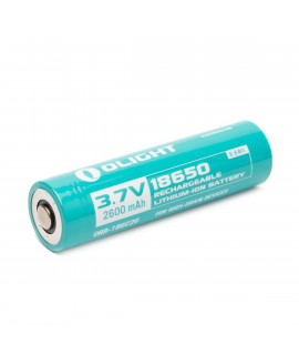 Olight 18650 2600mAh battery for R20