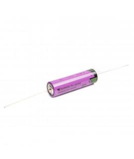 Tadiran SL-760 / AA axial solder tags (CNA) - 3.6V