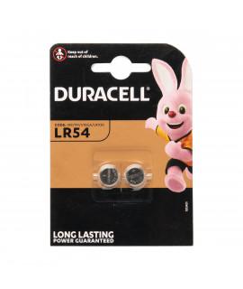 2x LR54 (189 / V10GA) Duracell - 1,5V