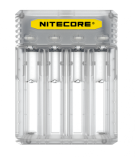 Nitecore Q4 batterycharger - Lemonade