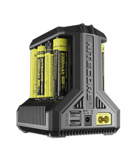 Nitecore Intellicharger i8 batterycharger