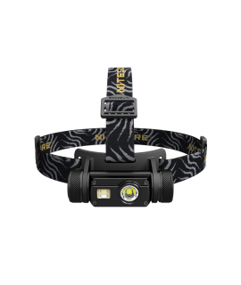 Nitecore HC65 - Headlamp - USB rechargeable