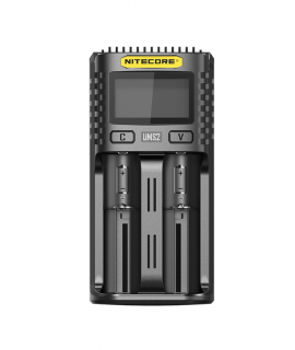 Nitecore UMS2 USB battery charger