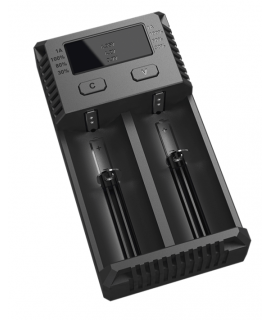 Nitecore Intellicharger i2 EU batterycharger