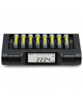 Maha Powerex MH-C980 battery charger