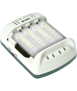 Maha powerex MH-C401FS battery charger