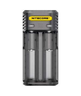 Nitecore Q2 batterycharger - Blackberry