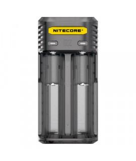 Nitecore Q2 batterycharger - Blackberry