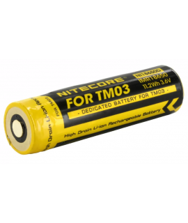 Nitecore TM03 NL18650D 3100mAh - 30A