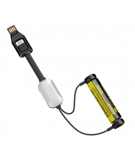 Nitecore LC10 powerbank / battery charger
