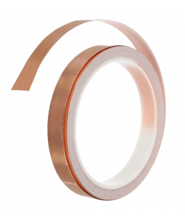 1 Roll Single Conductive Copper Foil Tape 5mm