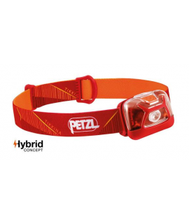 Petzl Tikkina Red Head Lamp - 250 Lumen