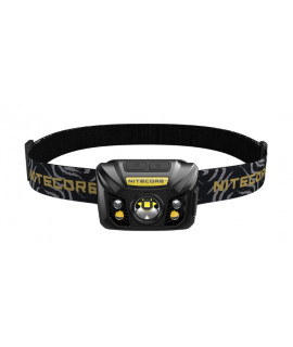 Nitecore NU32 - Headlamp - USB rechargeable