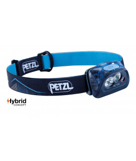 Petzl Actik Blue Headlamp - 350 Lumen