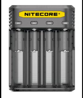 Nitecore Q4 batterycharger - Blackberry