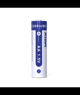 XTAR AA / R6 2000mAh (protected) - 1.5V