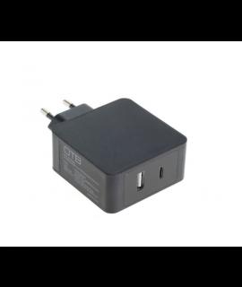 OTB USB fast charger (USB-C + USB-A) - 3A / 30W