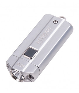 Acebeam UC15 Nichia 90+ CRI - Silver (10440 batteries included)