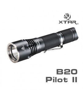 XTAR B20 Pilot II Sport flashlight