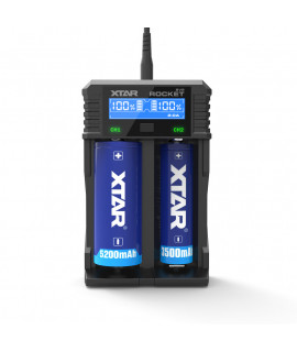 XTAR SV2 Rocket battery charger
